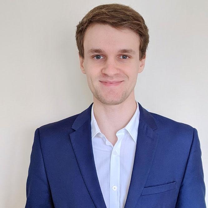 asystent adwokata Michał Rudzki