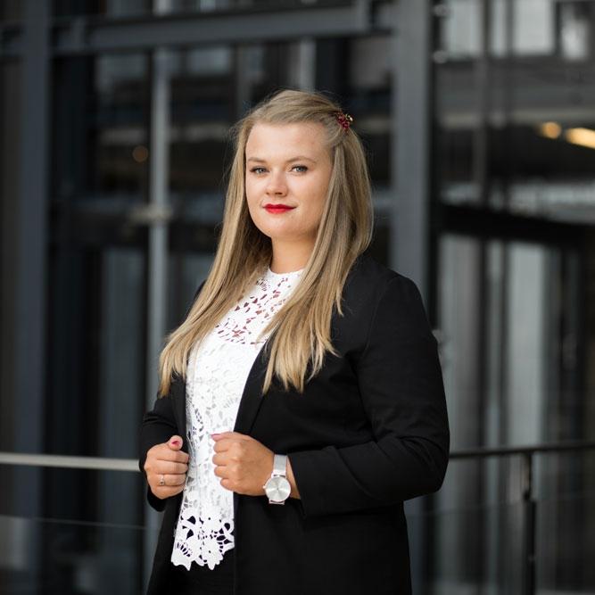 aplikant adwokacki Marta Kowalińska
